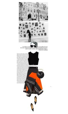"""""""01.16"""" by manaswitha ❤ liked on Polyvore featuring Zara, Peter Pilotto, Christian Louboutin, 3.1 Phillip Lim, women's clothing, women's fashion, women, female, woman and misses"""