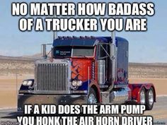 funny trucker pics