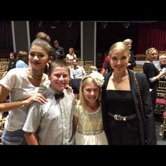 iskatehb: So much fun at Dancing with the stars with @/zendaya @/veronica_dunne @/tombergeron