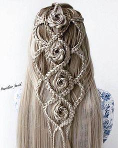 102 Beautiful Wedding Hairstyles And Bridal Hair Ideas Wedding Hairstyles For Long Hair, Pretty Hairstyles, Easy Hairstyles, Fantasy Hairstyles, Halloween Hairstyles, Medieval Hairstyles, Office Hairstyles, Anime Hairstyles, Stylish Hairstyles