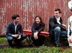 Get Melbourne Piano Trio to Hamburg Competition by Chris Howlett