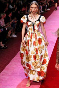 Dolce Gabbana Milao - Verao 2018 foto: FOTOSITE