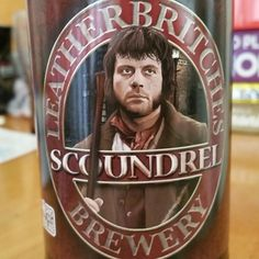 Full bodied Porter. Sweetness to finish. - Drinking a Scoundrel by Leatherbritches