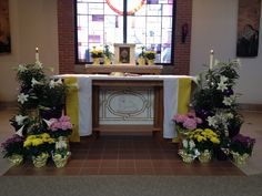 Chapel for Easter 1