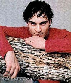 Joaquin Phoenix Thrives At Photoshoots