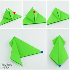 Step By Step Origami Tutorial