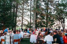 California Outdoor Wedding