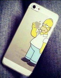 Homero maliando una manzanita