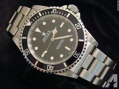 Rolex Submariner Black Dial Watch