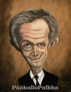 Sauli Niinistö Caricatures, Joker, Fictional Characters, Art, Art Background, Jokers, Kunst, Caricature, Performing Arts