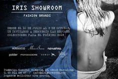 #irishowroom #ss15 #invitation #salescampaign