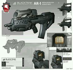 Blacktank AR-1