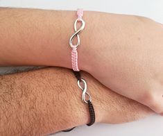996b99d083a2 Las 25 mejores imágenes de pulseras parejas