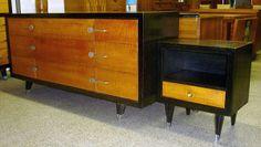 Vintage Modern Furniture | ... stylish vintage 4 piece mid century sieling modern furniture