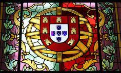 https://flic.kr/p/wPHfK3 | Stained Glass -Town Hall - Angra (3) | Images of the stained glass in the Angra Town Hall, Terceira, Azores.