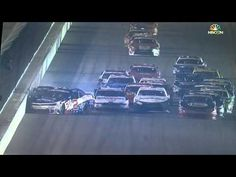 NASCAR COUNTDOWN: A Look Back at 2015's Biggest Crashes:   Subway Firecracker 250 06. Big One #2
