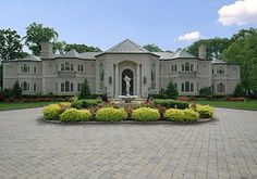 Billionaire Mega Homes | Russell Simmons New Jersey Mansion Sells after 4 Years on the Market