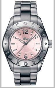 Women's Lacoste Biarritz Stainless Steel Watch 2000713
