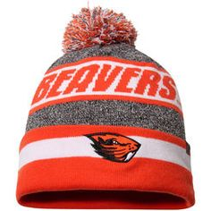 Ladies have access to a full line of fashionable headwear, featuring Oregon State Beavers cable knit beanies, cadet hats and mascot hats. Description from fansedge.com. I searched for this on bing.com/images