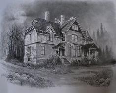The Mansion by MrEyeCandy66.deviantart.com on @DeviantArt