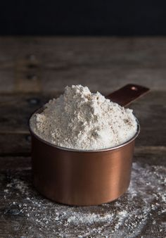 How to Make a Gluten Free All Purpose Flour Mix