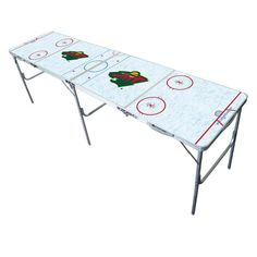 Outdoor NHL 2 x 8 Tailgate Table - TPH-NHLMW, TGT163-12