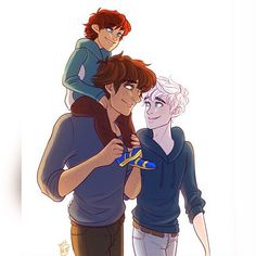 Kit's art. (not my art) #hiccup #jackfrost #hijack #frostcup