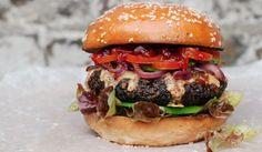 The Hungry Burger   Sarah Jones