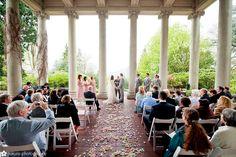 hycroft wedding love this ceremony location! Wedding Set Up, Wedding Pics, Wedding Things, Wedding Bells, Wedding Stuff, Wedding Flowers, Wedding Locations, Wedding Venues, Wedding Ceremony