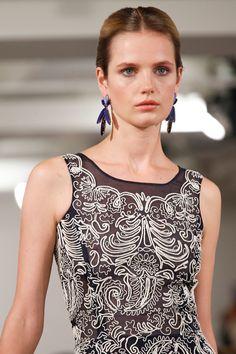 Oscar de la Renta Spring 2014 - Vogue