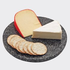 #Granite Cheese Cutting #Board This 10 inch granite cutting board surface is the perfect.