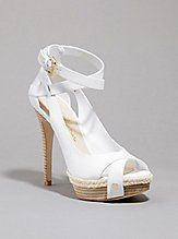 Marciano Keaton Platform Sandal  $218.00    The one that got away! Can't find it anywhere. =(