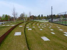 Auteuil Race Course Park by Péna Paysages « Landscape Architecture Works | Landezine