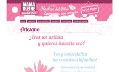 Mamá Kleine Market Place en las Fiestas del Pilar. #mamá #bebé  #pilar #2013 http://www.zesis.com/wp-content/uploads/2013/08/mamajleine_vista.png