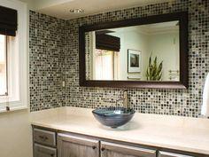 Bathroom Sink Styles | Bathroom Design - Choose Floor Plan & Bath Remodeling Materials | HGTV