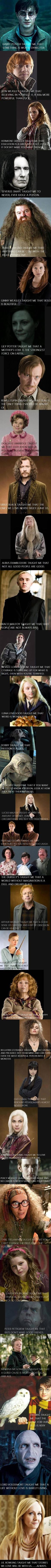 33 Real Life Lessons from 'Harry Potter' - Geeks are Sexy Technology NewsGeeks are Sexy Technology News