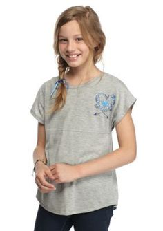 Red Camel  Southern Love Printed Top Girls 7-16