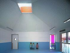 Kindergarten in Rosales del Canal by Magén Arquitectos - Dezeen