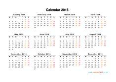 2016-Calendar-Printable-UK-4.jpg (2339×1653)