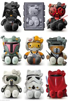 Hello Starwars....finally something for the wif :)