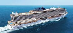 MSC Seaview Grand Voyage 2019 – Travessia Brasil > Itália