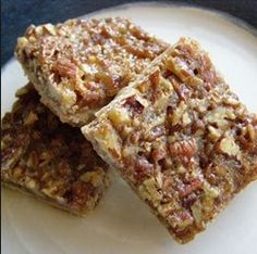Best recipes: Pecan Pie Bars