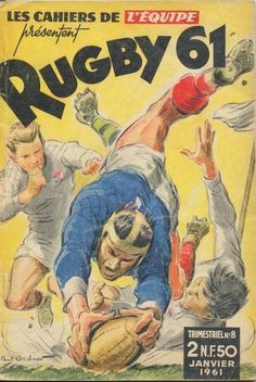 Rugby 61 magazine (France), January 1961
