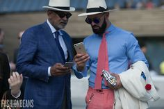 2ef61d084b003 Men's SS16 Street Style Trends - Sun Hats, Bucket Hats and Fedoras/Trilbies  Fashion