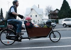 Cruising on the Bakfiets | Flickr - Photo Sharing!