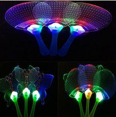 ALIEN UFO LIGHT UP INFINITY SPINNING TOP BOYS GIRL TOY BIRTHDAY PARTY BAG FILLER