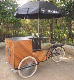Trike do barnabikerj olebikes ole triciclo foodbike cargobike tricycle beerhellip