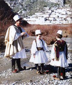 albania costume
