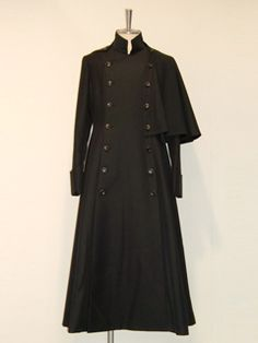 The Gregorian Men's Long Coat