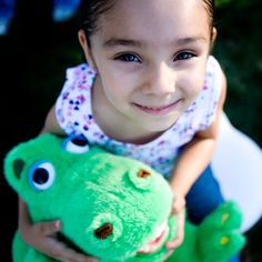 Childhood dental disease is on the rise. PDI Surgery Center stepped in to help Maya.